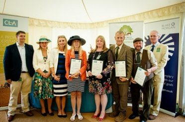 Awards celebrate New Forest successes