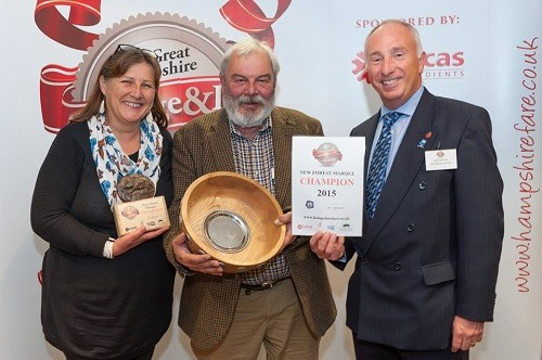 Hampshire Sausage and Pie Competition 2015