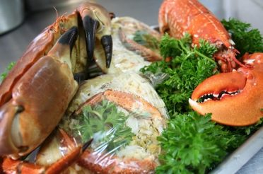 S & J Shellfish are now open to the public