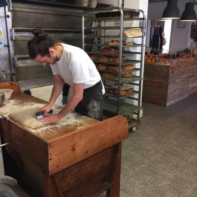 Victorian Dough Trough finds new home!