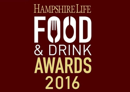 New Forest Marque winners at the Hampshire Life Food and Drink Awards 2016