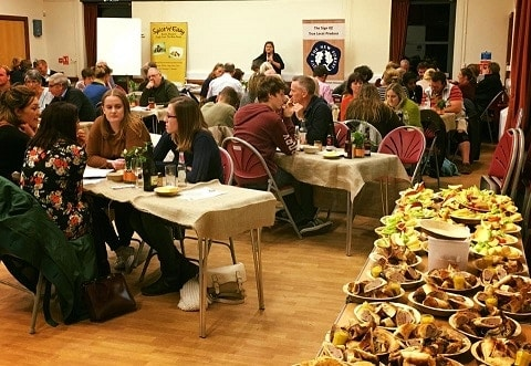 The New Forest Marque raised £1400 at the Quiz Night