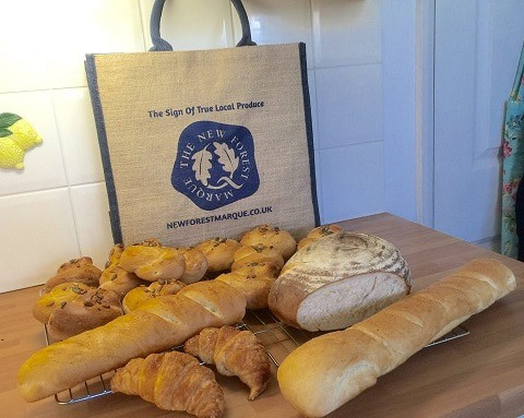 Stepping Stones Lymington Artisan Bread Making Course – For Fun