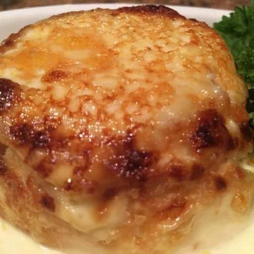 Twice Baked Lyburn Cheese Souffles