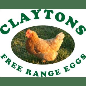 Claytons Eggs