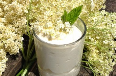 Elderflower Syllabub