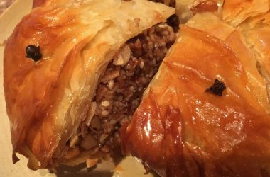 Honey and Sesame Baklava