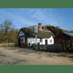 Royal Oak, Fritham