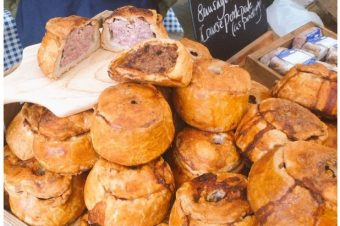 Tatchbury Manor Farm are shortlisted in the Great British Food Awards 2017