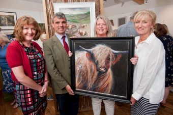 Winner of Forest inspired art competition announced
