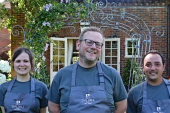 Award-winning chef launches new summer menu at The Bell Inn, New Forest