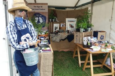 Meet Harry 'O' Hay – the New Forest Marque Scarecrow