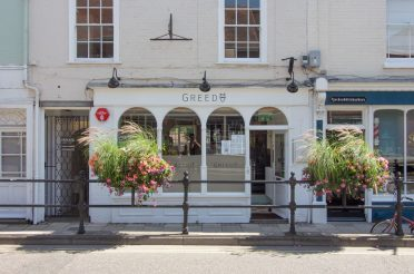 Welcome to new member Greedo Bistro in Lymington