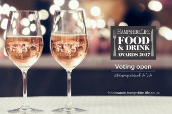 Last chance to vote in the Hampshire Life Food and Drink Awards
