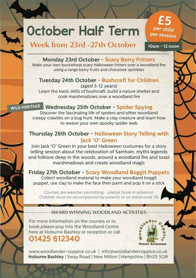 woodlander hoburne bashley halloween story telling jack o  woodlander hoburne bashley halloween story telling jack o green new forest marque