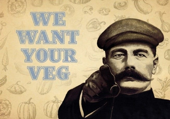 New Forest pub wants your veg