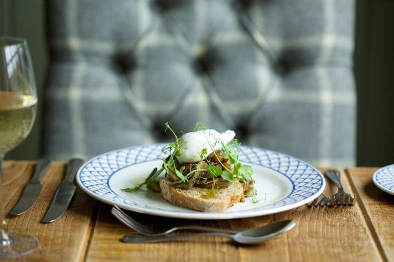 The Bell Inn, New Forest, to offer new seasonal set lunch menu