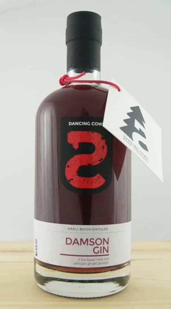 Dancing Cows 2017 vintage Damson Gin has just been released!