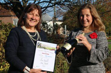 Local produce champion wins national award