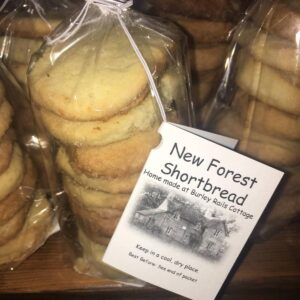 New Forest Shortbread