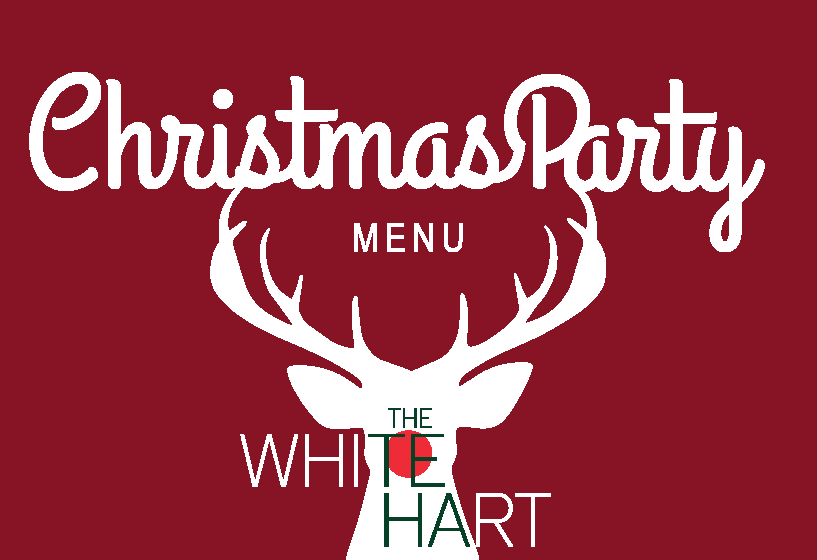 Bookings being taken for the White Hart's Christmas menus