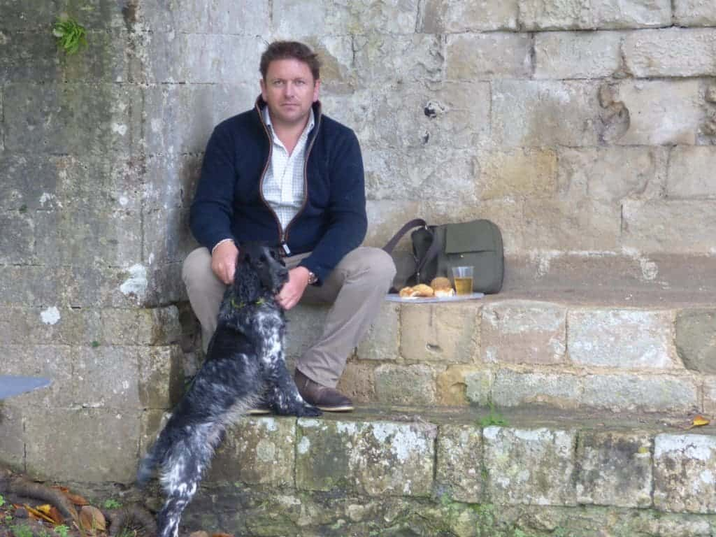 Walking Picnics sausage rolls praised by James Martin on TV!
