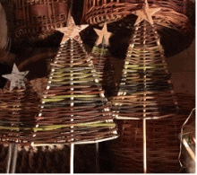Christmas Willow Crafts