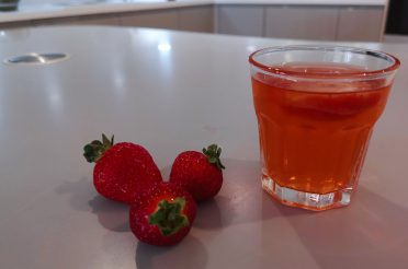 New Forest Strawberry Gin