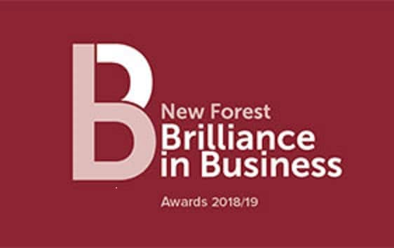 New Forest Marque members shine in Brilliance in Business Awards 2018/19 shortlist