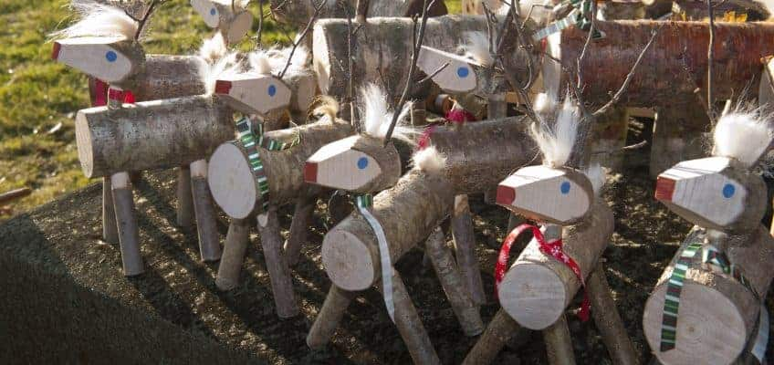 Make yours a New Forest Marque Christmas