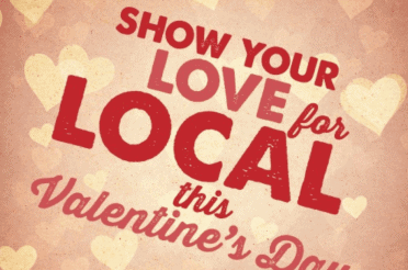 Show your love for Local this Valentine's Day