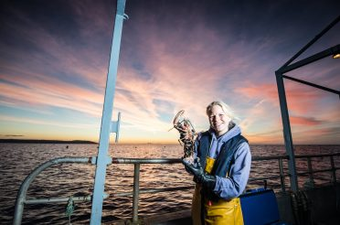 The Bell Inn casts its net wide and with the help of their customers do their bit to help the escalating issues facing the UK's fishing industry and coastal heritage