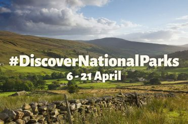 Celebrate 'Discover National Parks Fortnight' @ The Big Blue Café