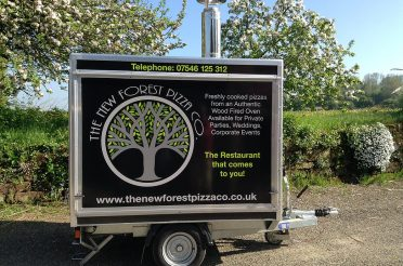 A big welcome to new member 'The New Forest Pizza Company'