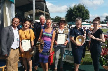 Awards recognise the best of the New Forest