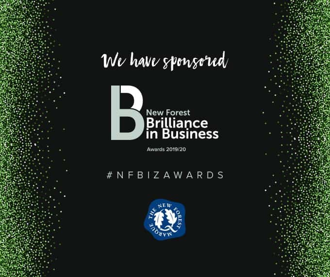 New Forest Brilliance in Business Awards 2019 – Open for Voting!