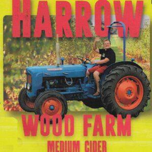 Harrow Wood Farm Cider & Dickies Dribble Cider