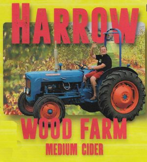 Harrow Wood Farm Cider & Dickies Dribble Cider
