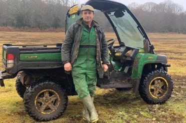 New Forest Marque Member Andrew Parry-Norton features in Podcast