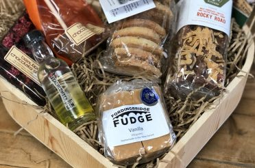 New Forest Hampers ready made collection now available