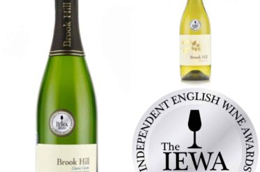A trio of awards for Brook Hill Vineyard in the 2020 Independent English Wine Awards