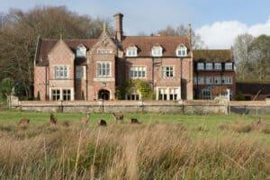Burley Manor - Exterior (original)