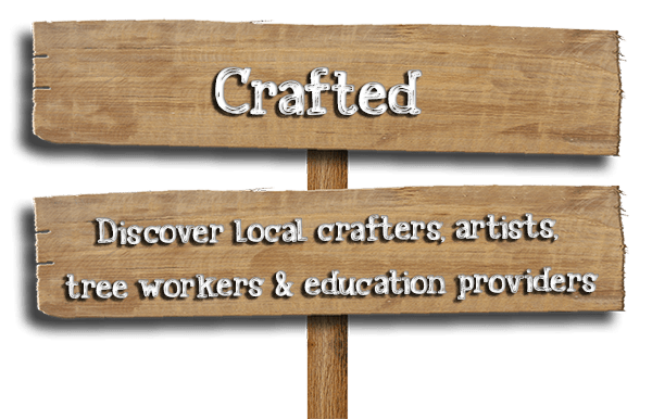crafted-sign