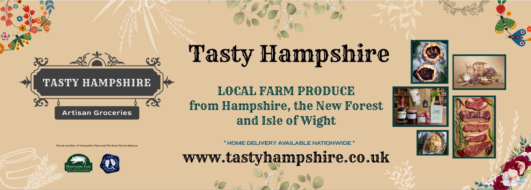 Tasty Hampshire